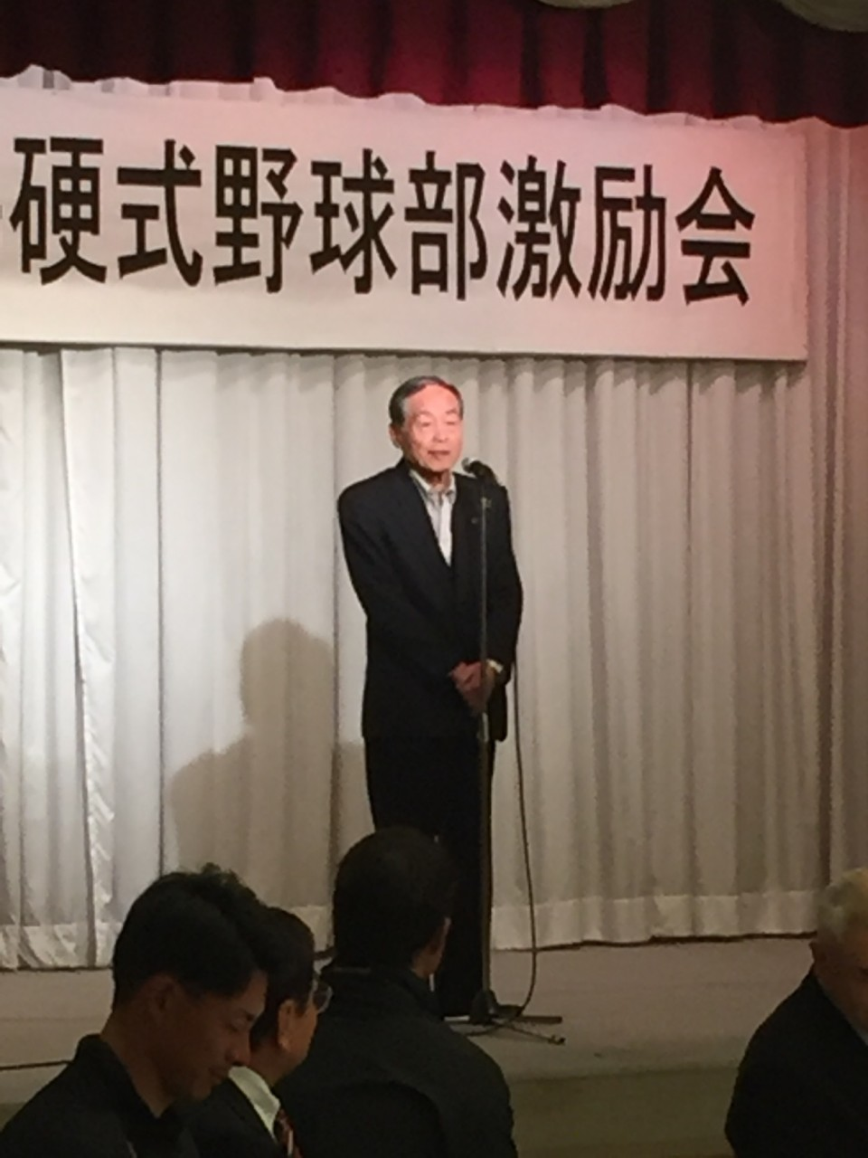 川南観光協会の小玉会長